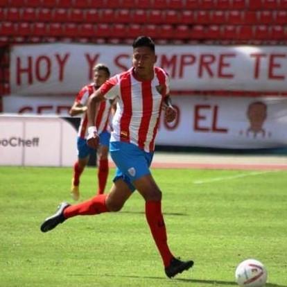 Diario Frontera, Frontera Digital,  ESTUDIANTES DE MÉRIDA F.C., EDSON RIVAS, Deportes, ,Edson Rivas es el goleador más joven de la Liga FUTVE 2021