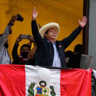 Diario Frontera, Frontera Digital,  PEDRO CASTILLO, Internacionales, ,Pedro Castillo se posiciona como posible presidente del Perú