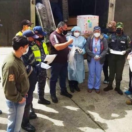 Diario Frontera, Frontera Digital,  TIMOTES, COVID-19, Mocoties, ,Timotes afectado por pico más alto por arremetida del  Covid
