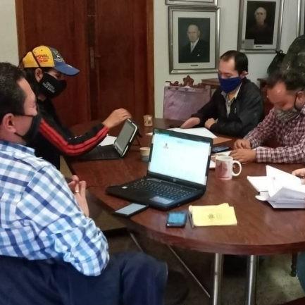 """Diario Frontera, Frontera Digital,  CONCEJO MUNICIPAL DEL LIBERTADOR, JAVIER ARAUJO, Politica, ,""""Estamos ordenando el  Poder Legislativo Municipal en el Libertador"""""""