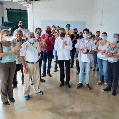 Diario Frontera, Frontera Digital,  La Palmita, parroquia Gabriel Picón González, Panamericana, ,La Palmita recibió nuevos aportes de la Gobernación de Mérida