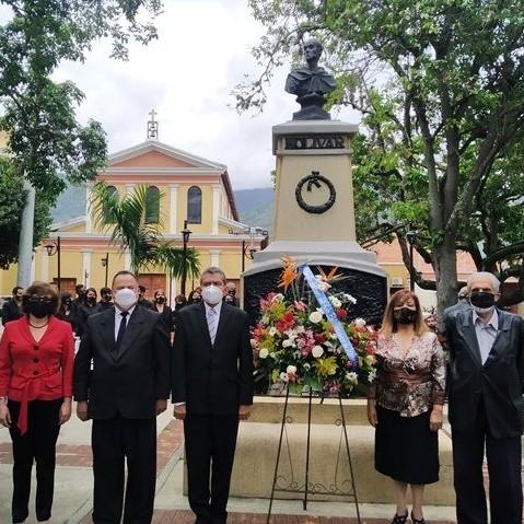 Diario Frontera, Frontera Digital,  BATALLA DE CARABOBO, RAMÓN GUEVARA, Regionales, ,Ramón Guevara: Unidad, eso nos enseñó Carabobo