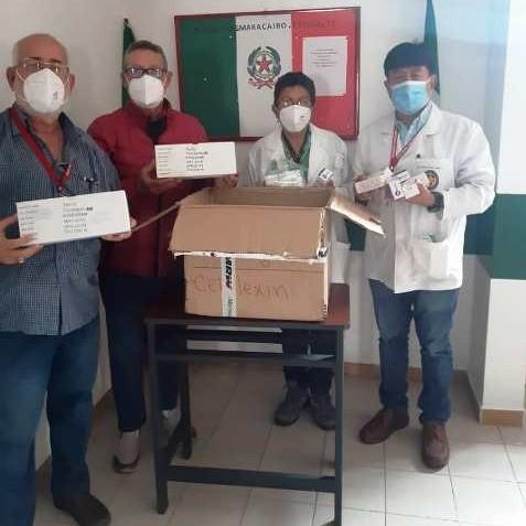 Diario Frontera, Frontera Digital,  GOBIERNO DE MÉRIDA, MEDICAMENTOS, EMBAJADA DE ITALIA, Salud, ,Gobernación recibió importante dotación  de medicamentos por parte de la embajada de Italia