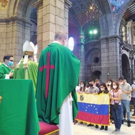 Diario Frontera, Frontera Digital,  ERICKVALDO MORENO, Regionales, ,Erickvaldo Moreno agradeció a Dios por su liberación en la Catedral de Mérida