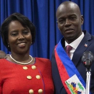 Diario Frontera, Frontera Digital,  Martine Moise, Internacionales, ,La primera dama de Haití continúa viva y recibe atención hospitalaria
