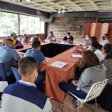 Diario Frontera, Frontera Digital,  NEVADO GAS, Regionales, ,Gerencia de Nevado Gas sostuvo  mesa de trabajo con jefes y voceros de plantas