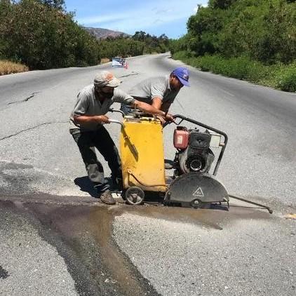 Diario Frontera, Frontera Digital,  GOBIERNO DE MÉRIDA, INMIVI, Regionales, ,Inmivi ejecuta trabajos en la carretera entre Villa Libertad y San Juan