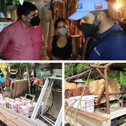 Diario Frontera, Frontera Digital,  KITS, Regionales, ,Kits de viviendas siguen llegando a familias merideñas  de la mano de Jehyson Guzmán