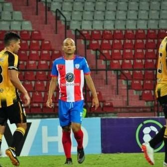 Diario Frontera, Frontera Digital,  ESTUDIANTES DE MÉRIDA F.C., Deportes, ,José Alarcón cumplió un sueño de niño, debutar como futbolista profesional