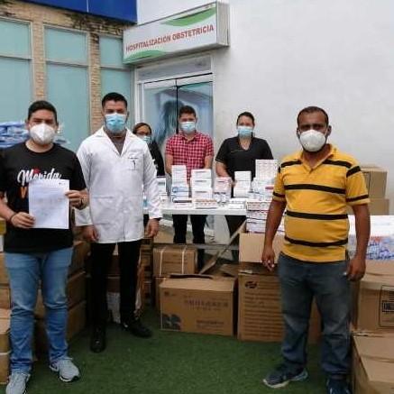 Diario Frontera, Frontera Digital,  Hospital Hugo Rafael Chávez Frías, INSUMOS, Salud, ,Hospital Hugo Chávez recibió dotación  de más de 12 mil unidades de medicamentos e insumos