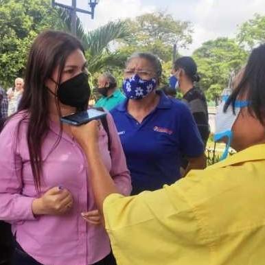 """Diario Frontera, Frontera Digital,  Liliana Guerrero, UNT, Politica, ,""""La lucha por Venezuela y su libertad no puede parar"""""""