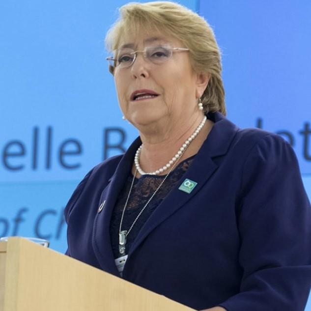Diario Frontera, Frontera Digital,  MICHELLE BACHELET, Internacionales, ,Bachelet pide liberación de manifestantes e insta al diálogo en Cuba