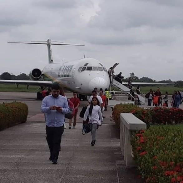 Diario Frontera, Frontera Digital,  vuelos, AEROPUERTO JUAN PABLO PÉREZ ALFONZO, EL VIGÍA, MÉRIDA, Regionales, ,Las aerolíneas Láser y Estelar, arrancan operaciones  después de 16 meses suspendidos los vuelos comerciales