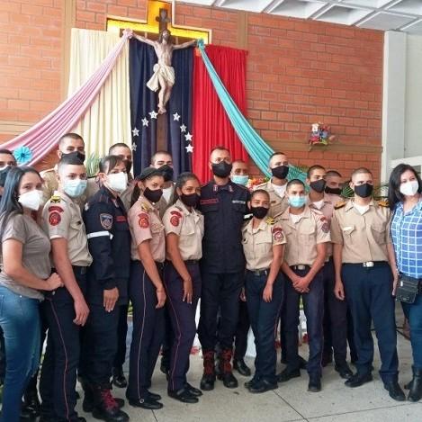 Diario Frontera, Frontera Digital,  CUERPO DE BOMBEROS MÉRIDA, Regionales, ,Se graduaron 16 jóvenes de técnicos medios bomberiles