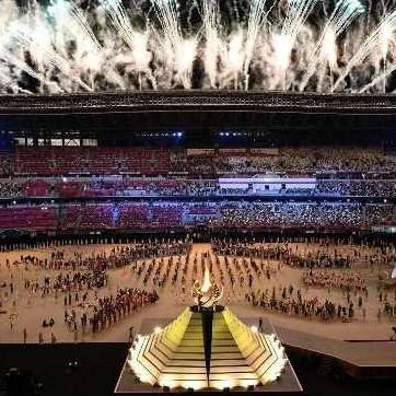 """Diario Frontera, Frontera Digital,  JUEGOS OLÍMPICOS DE TOKIO, LA CRONICA MENOR, Deportes, ,La llama olímpica ya ilumina  en Tokio los """"Juegos de la Pandemia"""""""