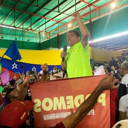 Diario Frontera, Frontera Digital,  JEHYSON GUZMÁN, Politica, ,Jehyson Guzmán: Llegó el huracán bolivariano  para hacer Revolución en unidad