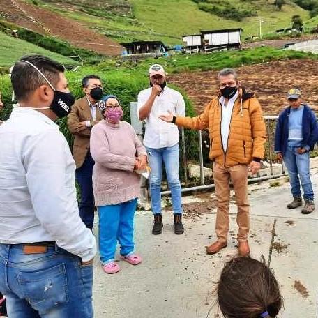 Diario Frontera, Frontera Digital,  GOBIERNO DE MÉRIDA, Mocoties, ,Ejecutivo regional de Mérida atiende comunidades afectadas por las lluvias