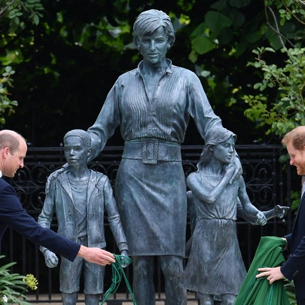 Diario Frontera, Frontera Digital,  DIANA DE GALES, Internacionales, ,La princesa Diana ya tiene su escultura en Kensington