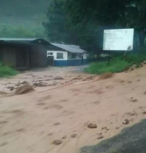 Diario Frontera, Frontera Digital,  LLUVIAS EN SANTA CRUZ DE MORA, Mocoties, ,Protección Civil se mantiene alerta por lluvias en el estado Mérida