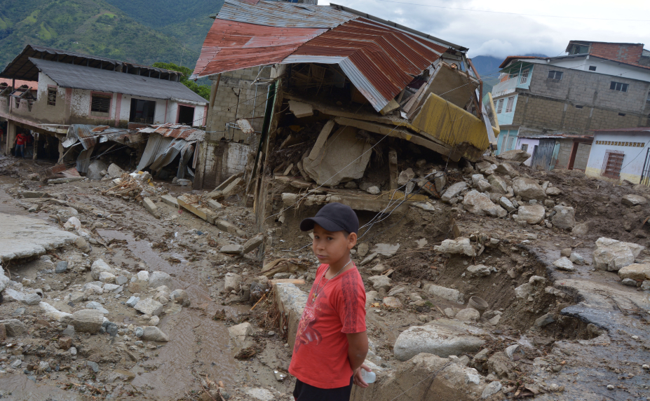 Diario Frontera, Frontera Digital,  TOVAR, Mocoties, ,Tovar, un hermoso pueblo de Mérida quedó arrasado por piedras y lodo