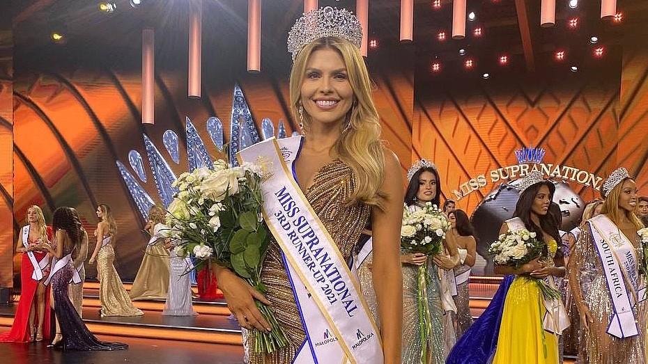 http://www.fronteradigital.com.ve/Venezuela es electa tercera finalista del Miss Supranational 2021