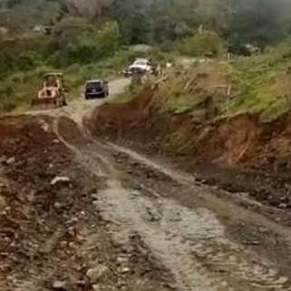Diario Frontera, Frontera Digital,  JEHYSON GUZMÁN, Regionales, ,Jehyson Guzmán: En tiempo récord  restablecimos el paso vehícular en aldea Palo Negro