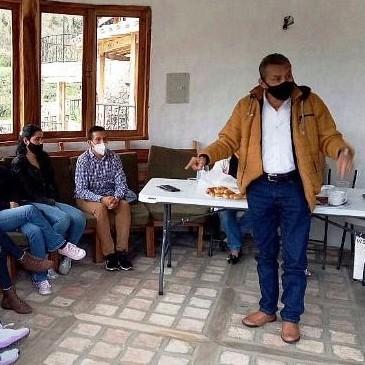 Diario Frontera, Frontera Digital,  MUNICIPIO RANGEL, Páramo, ,Líderes sociales del municipio Rangel  sostuvieron reunión con el gobernador Ramón Guevara