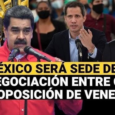 Diario Frontera, Frontera Digital,  NEGOCIACIÓN, Internacionales, ,México espera que en 180 días concluya el diálogo  entre Gobierno y oposición venezolanos