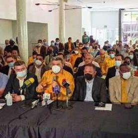 """Diario Frontera, Frontera Digital,  PRIMERO VENEZUELA, Politica, ,Luis Parra: """"Vacunemos al país contra el radicalismo y levantémosnos votando en las regionales"""""""