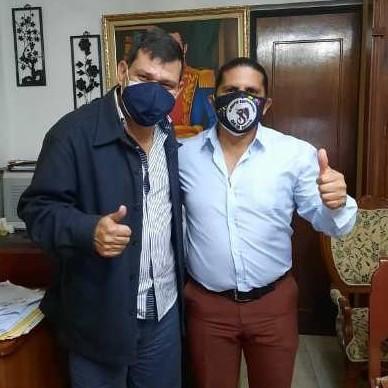 Diario Frontera, Frontera Digital,  FRANCISCO RIDELIS, Politica, ,Francisco Ridelis mantiene conversaciones  con abogado Armando De La Rotta en busca de unidad superior