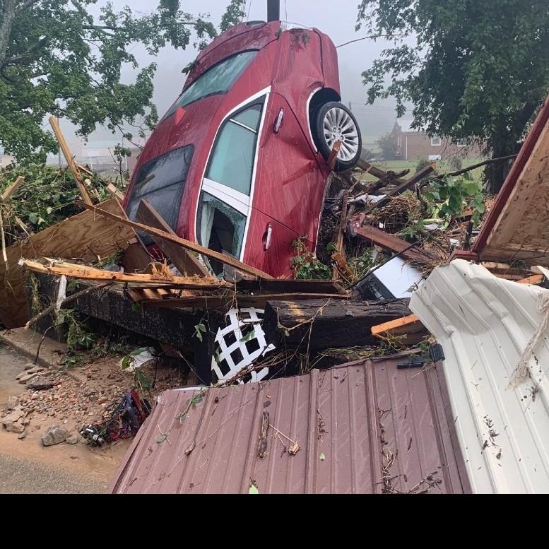 Diario Frontera, Frontera Digital,  Inundaciones en Tennessee, Internacionales, ,Inundaciones en Tennessee dejan una veintena de muertos y 50 desaparecidos