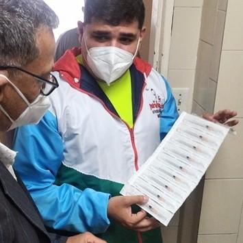Diario Frontera, Frontera Digital,  JEHYSON GUZMÁN, VACUNAS, SALUD, Salud, ,Jehyson Guzmán: Mérida recibió una  dotación  de más de 55 mil vacunas Sinopharm