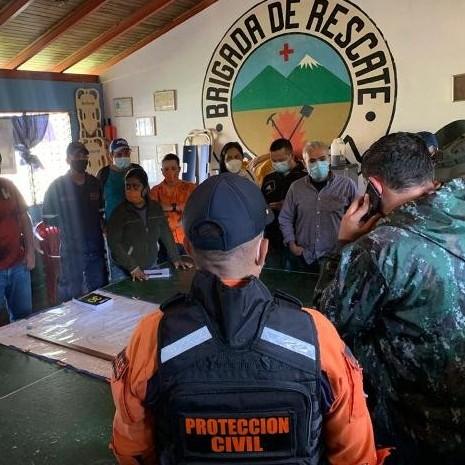 Diario Frontera, Frontera Digital,  Estado Mayor de Emergencia, VALLE DEL MOCOTÌES, Mocoties, ,Instalado Estado Mayor de Emergencia de El Valle del Mocotíes