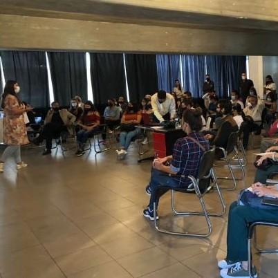 Diario Frontera, Frontera Digital,  oea mérida, Salud, ,Oficina Estadal Antidrogas de Mérida dictó taller de primeros auxilios psicológicos