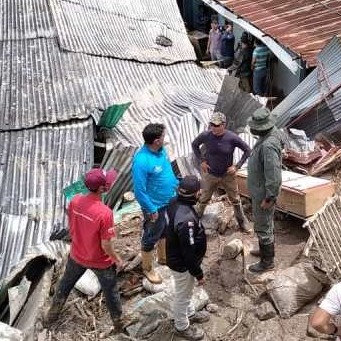 Diario Frontera, Frontera Digital,  Jehyson Guzmán, Regionales, ,Jehyson Guzmán instaló puestos de comando  y de atención integral a las víctimas de la emergencia en Tovar