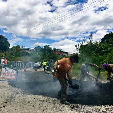 Diario Frontera, Frontera Digital,  ALCIDES MONSALVE CEDILLO, Politica, ,Alcalde Alcides Monsalve adelanta obra de vialidad en San Jacinto