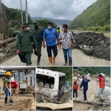 Diario Frontera, Frontera Digital,  RECURSOS ALCALDÍA DE SUCRE, Mocoties, ,Presidente Maduro aprobó más de 620 mil millones de bolívares  a Alcaldía de Tovar para la emergencia