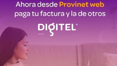 http://www.fronteradigital.com.ve/Digitel ofrece la opción de pago de facturas  a través del BBVA Banco Provincial