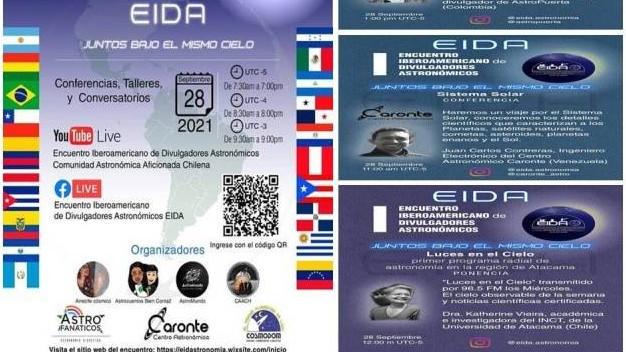 http://www.fronteradigital.com.ve/I Encuentro Iberoamericano de Divulgadores Astronómicos  une a expertos y aficionados del área