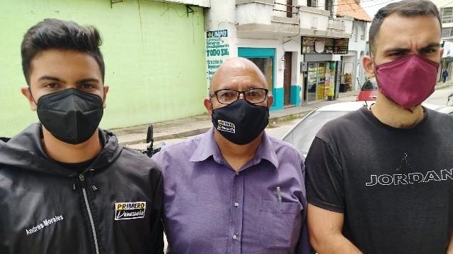 http://www.fronteradigital.com.ve/Primero Venezuela consolida su estructura política  y de trabajo en todo el estado Mérida