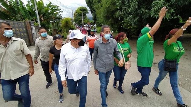 """http://www.fronteradigital.com.ve/Edgar Márquez: """"Los ciudadanos también pueden llegar al consenso y salir a votar"""""""