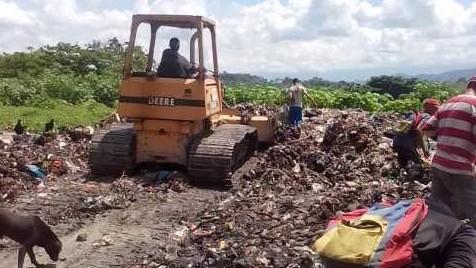 http://www.fronteradigital.com.ve/Vertedero de Onia está recibiendo los desechos sólidos de la mancomunidad