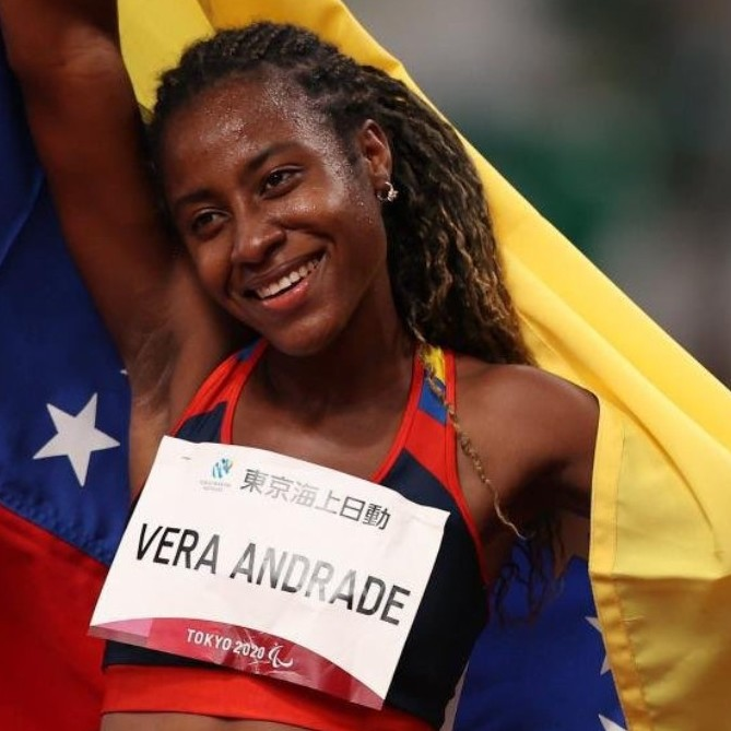 Diario Frontera, Frontera Digital,  Lisbeli Vera, Deportes, ,¡Imparable! Lisbeli Vera gana  su segunda medalla de oro en los Paralímpicos de Tokio