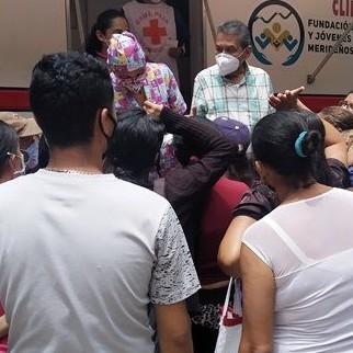 Diario Frontera, Frontera Digital,  Santa Cruz de Mora, ATENCIÓN MÉDICA, Mocoties, ,Más de 850 personas fueron atendidas  durante operativo médico integral de Santa Cruz de Mora
