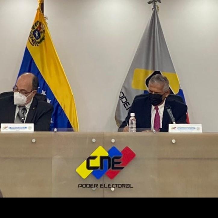 Diario Frontera, Frontera Digital,  CNE y CEELA, Politica, ,CNE y CEELA firman convenio para misión electoral internacional el 21N