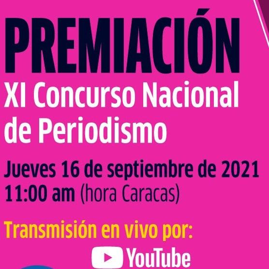 Diario Frontera, Frontera Digital,  Concurso Nacional de Periodismo de IPYS Venezuela, Nacionales, ,El 16 de septiembre se anunciarán ganadores  del Concurso Nacional de Periodismo de IPYS Venezuela