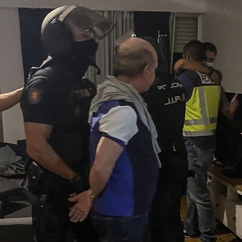 Diario Frontera, Frontera Digital,  HUGO CARVAJAL, Internacionales, ,Hugo Carvajal ingresó a una prisión de Madrid