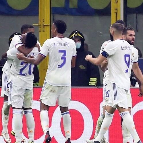 Diario Frontera, Frontera Digital,  REAL MADRID, Deportes, ,Rodrygo Goes resuelve en Milan un duro partido del Real Madrid