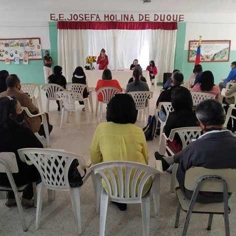 Diario Frontera, Frontera Digital,  DIRECCIÓN DE EDUCACIÓN DE MÉRIDA, Regionales, ,Directores educativos de los municipios Libertador  y Santos Marquina definen estrategias