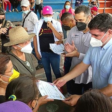 Diario Frontera, Frontera Digital,  CONSEJOS COMUNALES, Mocoties, ,Gobierno Bolivariano entrega a 33 consejos comunales de Tovar más de 273 mil millones de bolívares